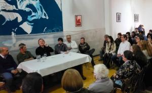 """Alfonsín a favor de """"acuerdos programáticos y no electorales"""" para salir de la crisis"""
