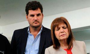 Burzaco se refirió a los dichos de Carrió sobre engaños a Bullrich con droga decomisada