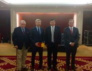 Avanza la estructuración financiera de proyectos de inversión con bancos chinos