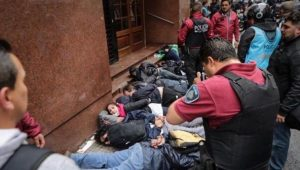 El Gobierno confirma que expulsará a los extranjeros que participaron de los incidentes en el Congreso