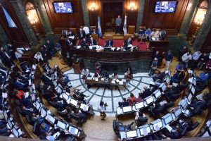 Legislatura porteña aprobó el Código Electoral que permite unificar las elecciones e imponer debates