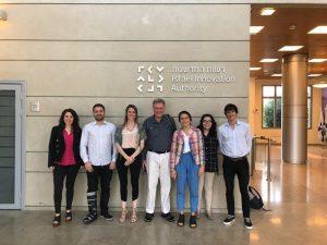 Los avances científicos argentinos llegaron a Israel