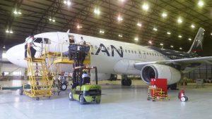 FAdeA firma contrato con Etihad Engineering para el mantenimiento de aeronaves de Latam