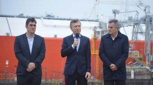 Tras cargar contra el Gobierno K, Macri postuló al país como exportador de gas y petroleo