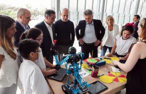 """Macri: """"De la mano de la educación aspiramos a generar trabajo y reducir la pobreza"""""""