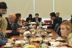Presupuesto 2019: Oficialismo logró emitir dictamen de proyectos fiscales