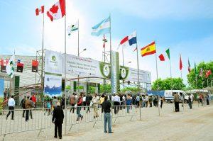 Presencia de empresas cordobesas en Tecnoagro Perú