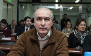 """José López dijo que no habló antes de CFK porque es """"muy vengativa"""""""