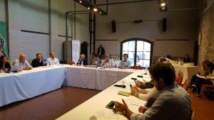Acuerdan financiamiento para el Plan de Promoción del Vino Argentino Bebida Nacional