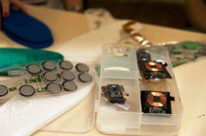 Proyecto EBERS: plantillas inteligentes para personas con diabetes
