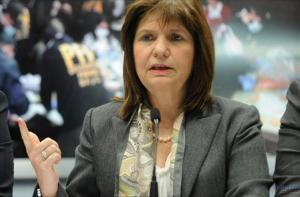"""G-20: la ministra Bullrich le recomendó a los porteños que """"se vayan de la Ciudad"""""""