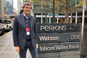 """Yarade con agenda en Silicon Valley con la mirada puesta en """"Estados Inteligentes"""""""