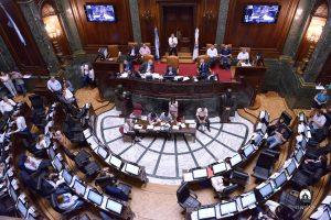 Pese a las protestas, el oficialismo porteño logró aprobar la creación de la UniCABA