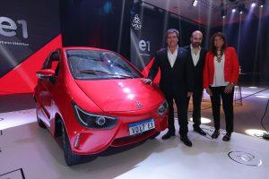 En su primer año, Volt prevé producir 3.000 vehículos 100% eléctricos
