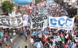 Concentran movimiento sociales para definir las protestas durante el G20
