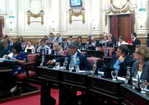 Quinteros vuelve a la carga contra Odebrecht y el Gobierno schiarettista