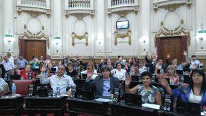 En soledad, la mayoría de UPC defendió y aprobó el Presupuesto 2019