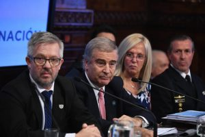 «Serán conclusiones muy importantes», dijo Aguad acerca del informe oficial sobre el ARA San Juan