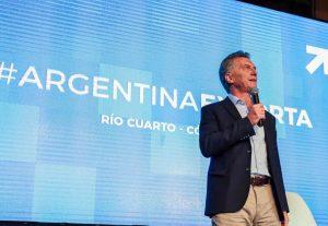 """Macri y el """"cuento del tío"""" por la presión impositiva"""