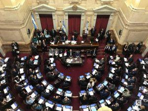 Pese a ser «malo y de ajuste», la mitad del bloque de Pichetto le dio los votos a Cambiemos para aprobar el Presupuesto 2019