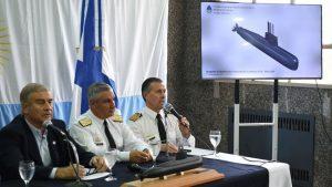 Aguad afirmó que se harán «todos los esfuerzos» al alcance del Gobierno para «llegar a la verdad»
