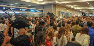 Aerolíneas: tras la sanción a los empleados, gremios van al paro total el lunes