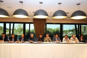 Por la defensa de los intereses de CBA y la crisis, Gutiérrez defendió la fecha de elecciones del 12 de mayo