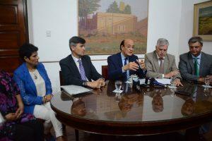 Elecciones: Ingresó el proyecto a la Unicameral y se vota el 12 de diciembre