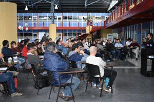 Más de 50 equipos emprendedores se sumaron al taller de Fide