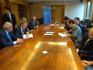 El Gobierno de Schiaretti obtuvo financiamiento del Deutsche Bank por 97 millones de euros