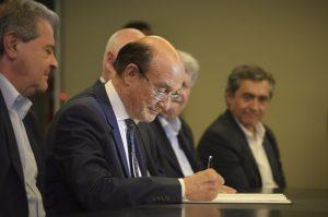 Vino argentino: Córdoba firmó un acuerdo con COVIAR