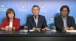 Ante la «violencia espantosa» del sábado, Macri demandó una ley que endurece las penas a los barras