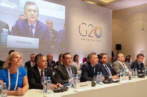 G20: se pone en marcha la Cumbre de Líderes, con tres días de reuniones preparatorias