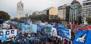 Arranca este miércoles los actos de protesta de la contracumbre del G20