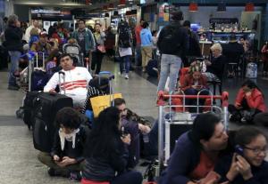 """El titular de Aerolíneas habló de protestas con un """"motivo político"""""""