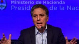 Dujovne habló de la magnitud del ajuste y de la reelección del Gobierno