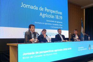 El Gobierno proyecta 140 millones de toneladas para la campaña agrícola 18/19