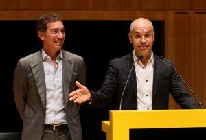 Santilli negó diferencias entre el Gobierno nacional y la Ciudad