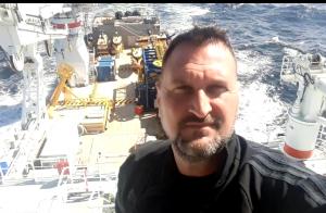 ARA San Juan: el padre de uno de los 44 tripulantes consideró imposible «física y jurídicamente» sacar el submarino