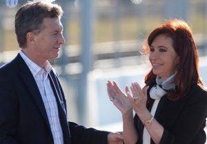 """La encuesta """"confidencial"""" que muestra a Macri ganándole a Cristina"""