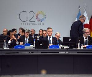 Macri instó a los líderes mundiales del G20 a actuar con «urgencia» por acuerdos