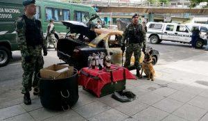 Hallaron bombas molotov durante el operativo de seguridad del G20
