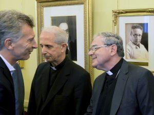Macri recibirá a la cúpula de la Iglesia, tras las críticas al Gobierno