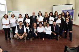Mujeres empoderadas formaron una empresa de servicios y se reintegran al mundo laboral