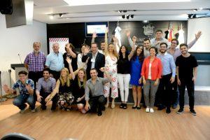 Diez emprendedores recibieron financiamiento para validar sus ideas