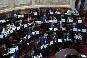 Extraordinarias: el Senado aprobó 10 leyes sin debate y en una sola votación