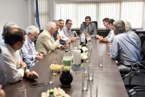El Gobierno y sectores productivos  acordaron una labor conjunta para el 2019