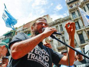 Grabois disparó sus críticas contra Macri (el «mayordomo»)