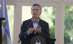 «Desde la familia del presidente hasta todos los que están en el poder», dijo Macri acerca de rendir cuentas ante la Justicia