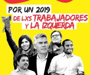 El PO se lanza por un 2019 «de los trabajadores y la Izquierda»